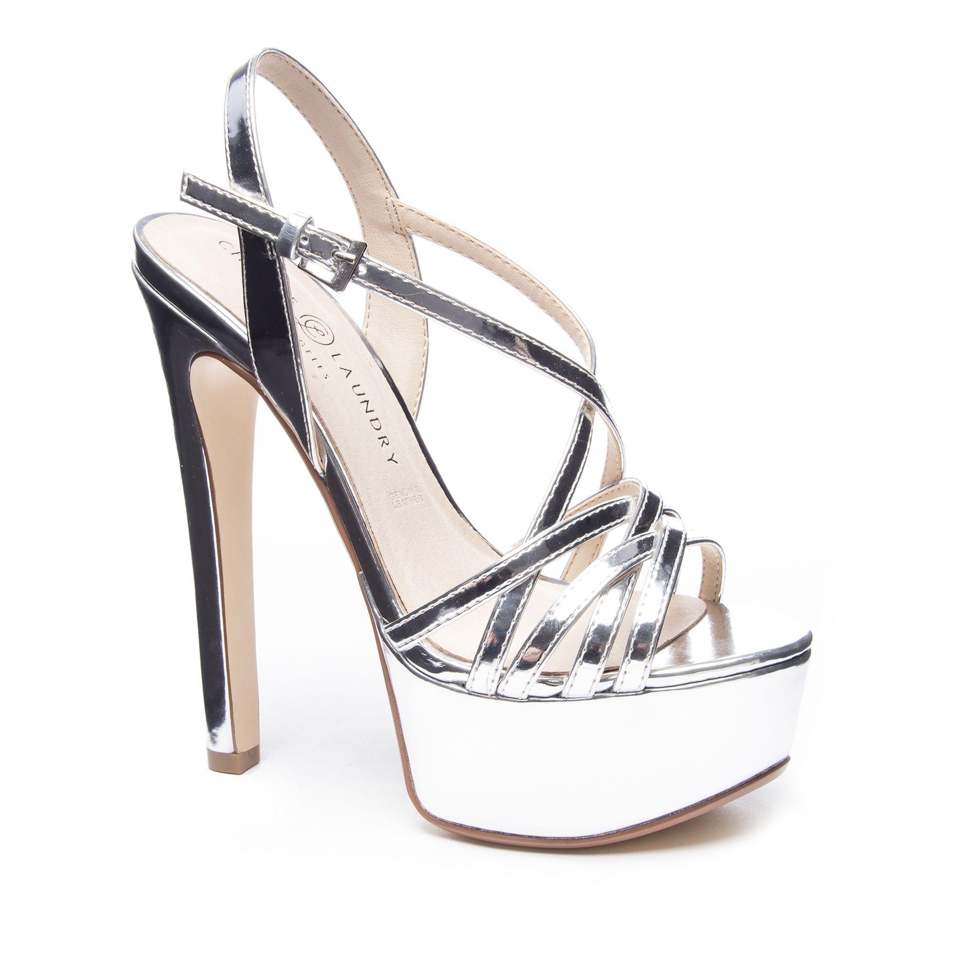 Teaser2 Platform Sandal Heels Womens High Heels Pageant Shoes