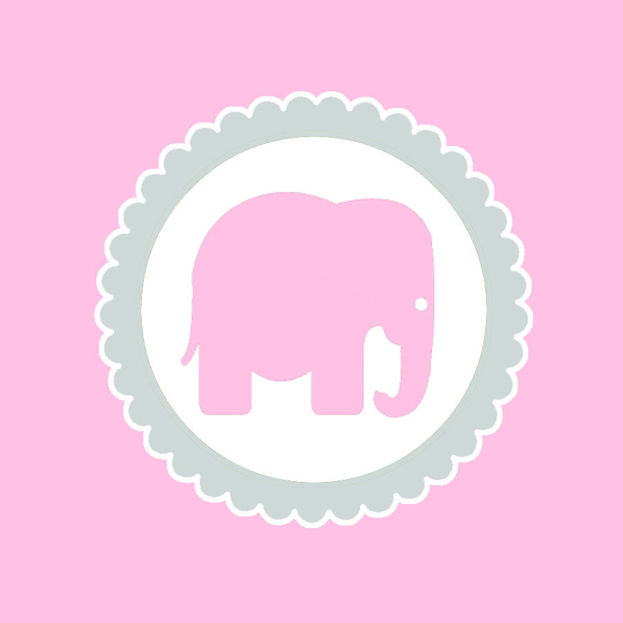 Pink Elephant Baby Showers ~ Juneberry lane strawberry cupcakes a free pink elephant