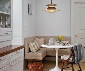 15 Breathtaking Upholstered Corner Dining Bench Ideas Dining