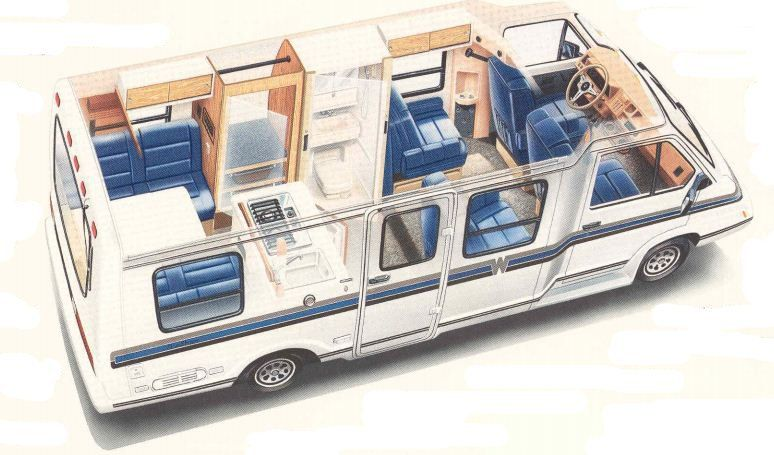 1987 Winnebago Lesharo 24ft Photos And Videos Are A