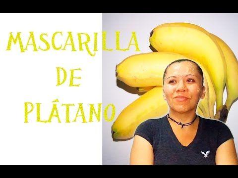 """Photo of Mascarilla de """"PLÁTANO"""" humecta y rejuvenece tu cutis"""