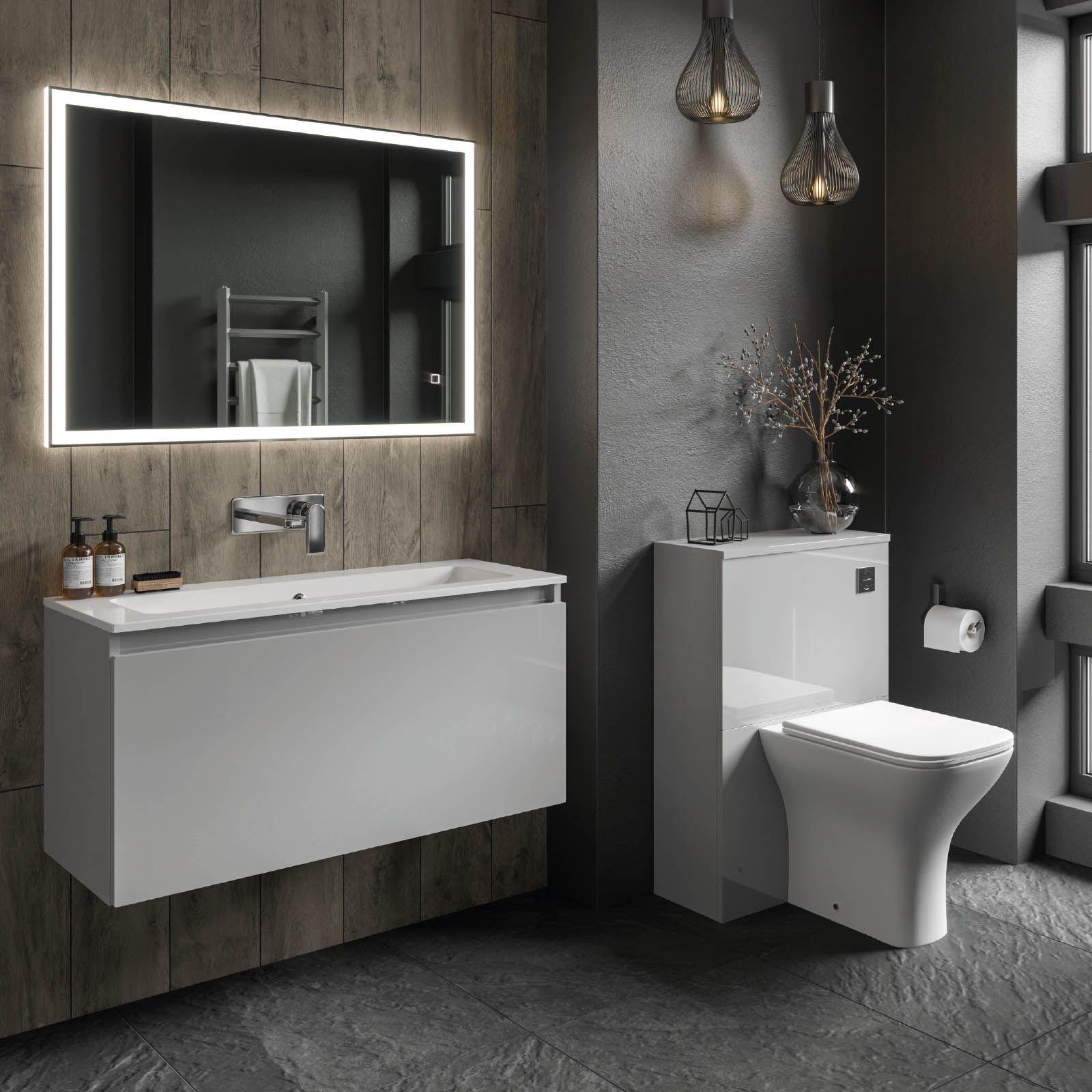 Phoenix Lune Modular Bathroom Furniture Bathroom Furniture Bathroom Furniture