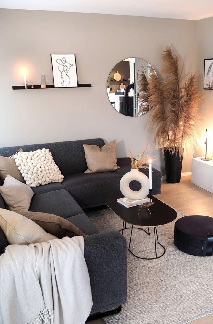 Photo of Salon cosy : idée déco