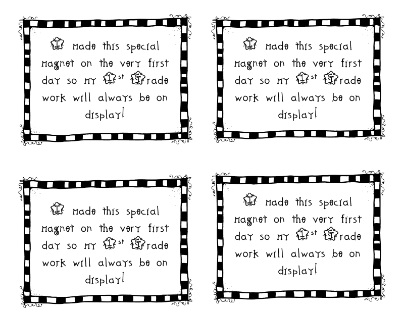 math worksheet : mrs richardson s class august 2011  beginning of the year  : First Day Of School Poem Kindergarten