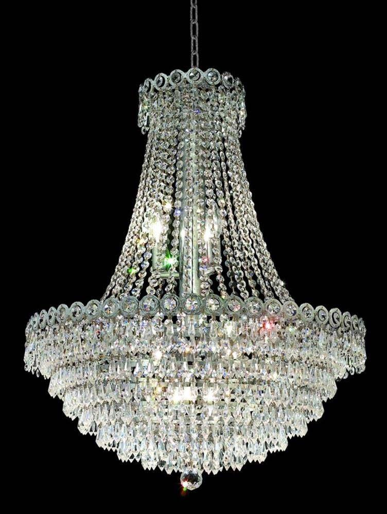 Elegant Lighting 1902D24 Chandelier Elegant Lighting 1902D24