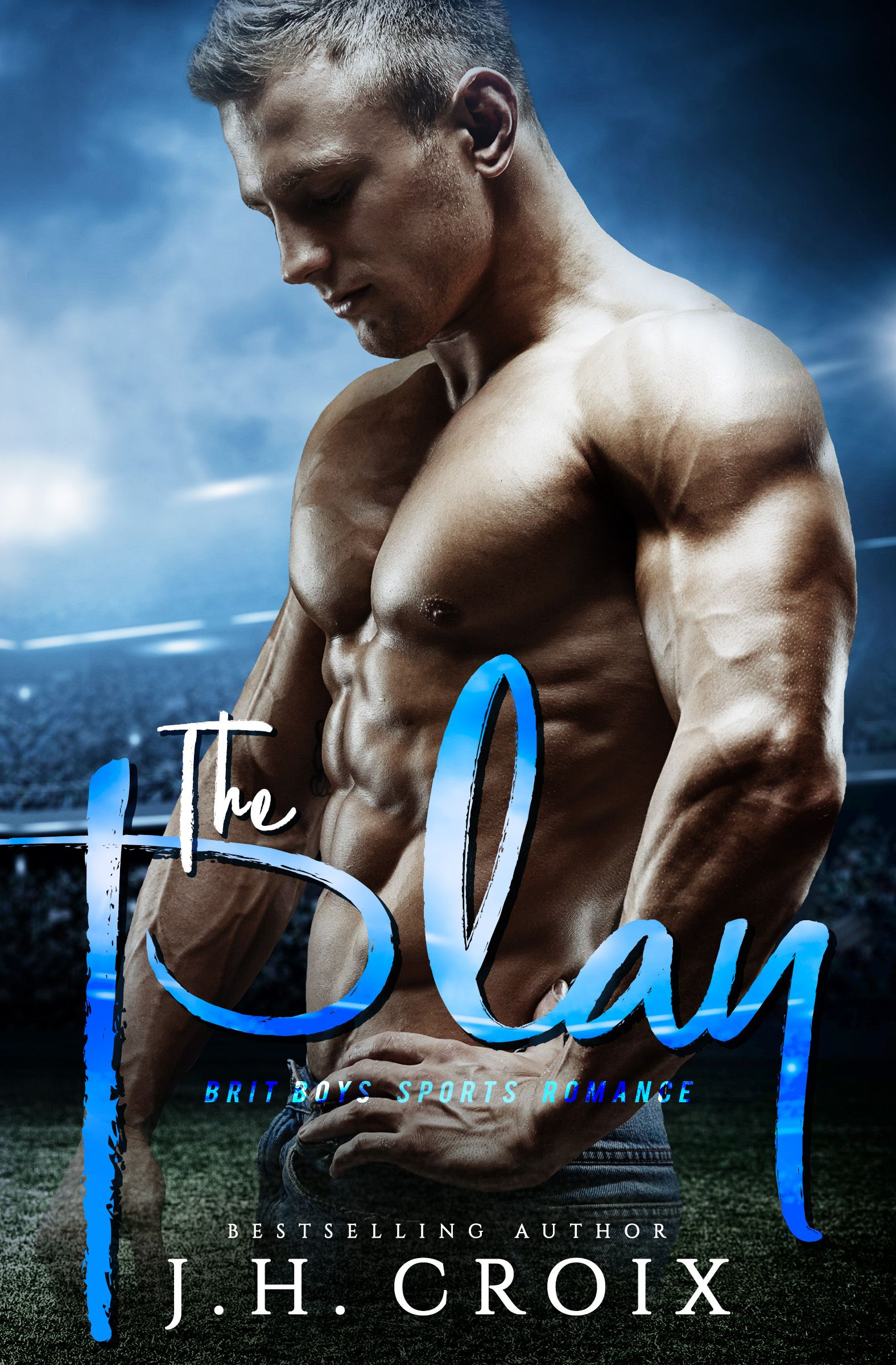 The Play, Sports Romance by J.H. Croix Free romance