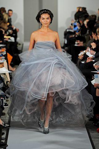 Fashion, fashion week, runway, catwalk, designer, ballet, ballerina, inspiration, Oscar de la Renta