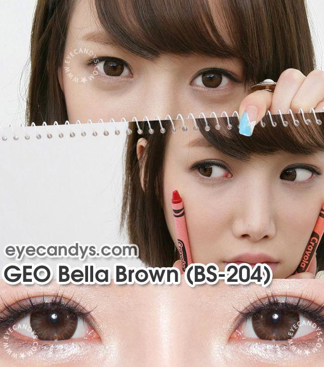 GEO Magic Color Contacts