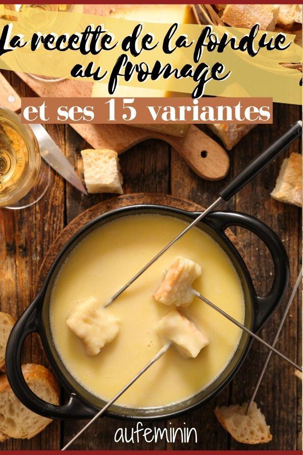 La fondue savoyarde, et autres fondues fromagères #fonduesavoyarde