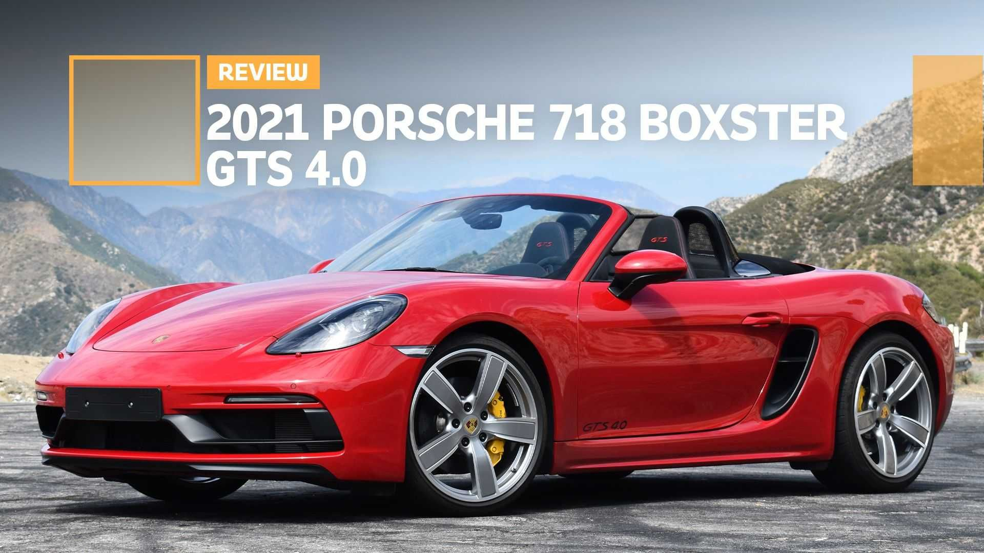 A Naturally Aspirated Flat Six Manual Transmission And Top Down Driving Experience Make The 2021 Porsche Porsche 718 Boxster Gts Porsche 718 Boxster Porsche