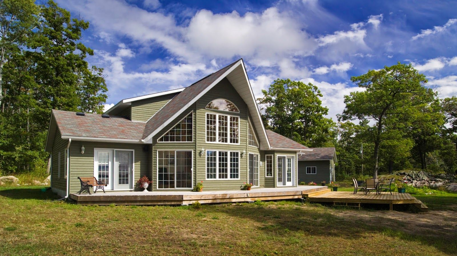 Beaver Homes & Cottages: A Dream with a View   For the Home ...