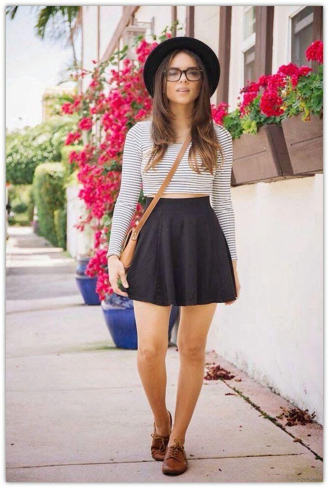 40 Elegant Teenage Girls Summer Outfits Ideas in 2020 ...