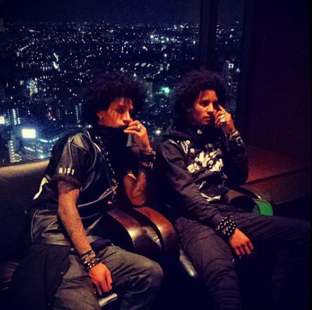 """nyabissa: """"Twin Tuesday Laurent & Larry Bourgeois"""