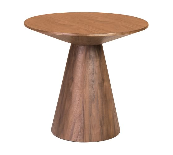 """Warner 24"""" Round End Table"""