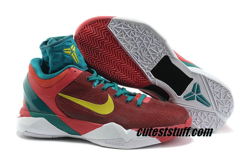 new product 9ca35 48dd4 Nike Zoom Kobe 7 Shoes System Supreme Year of the Dragon 488369 600 ...
