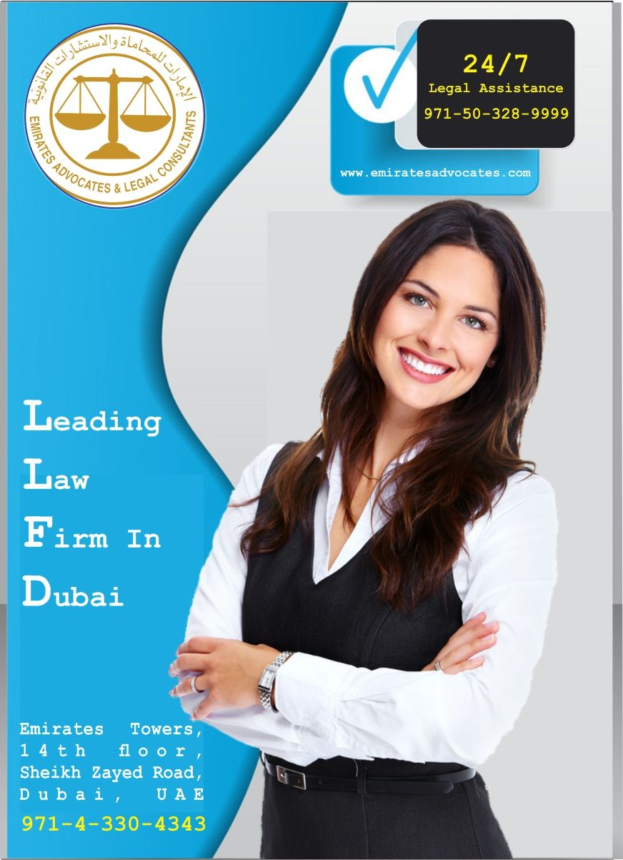 Emirates Advocate Consists Of Experienced Corporate And Commercial
