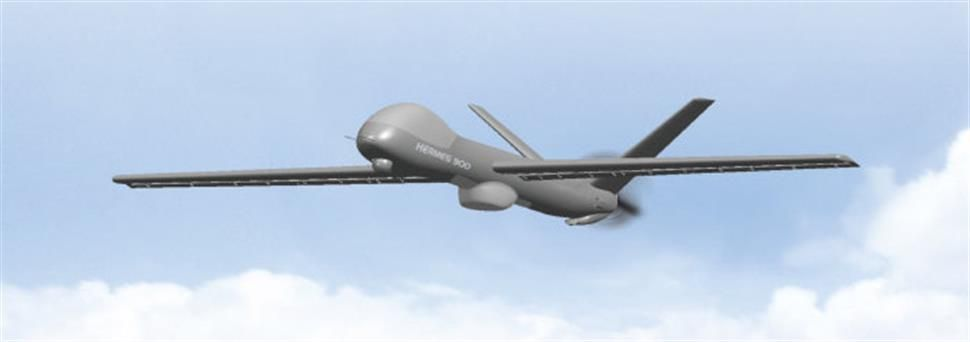 Hermes 900 selected as new Swiss reconnaissance UAV