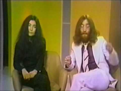 David Frost's 1969 interview with John Lennon. PART TWO. [Video]