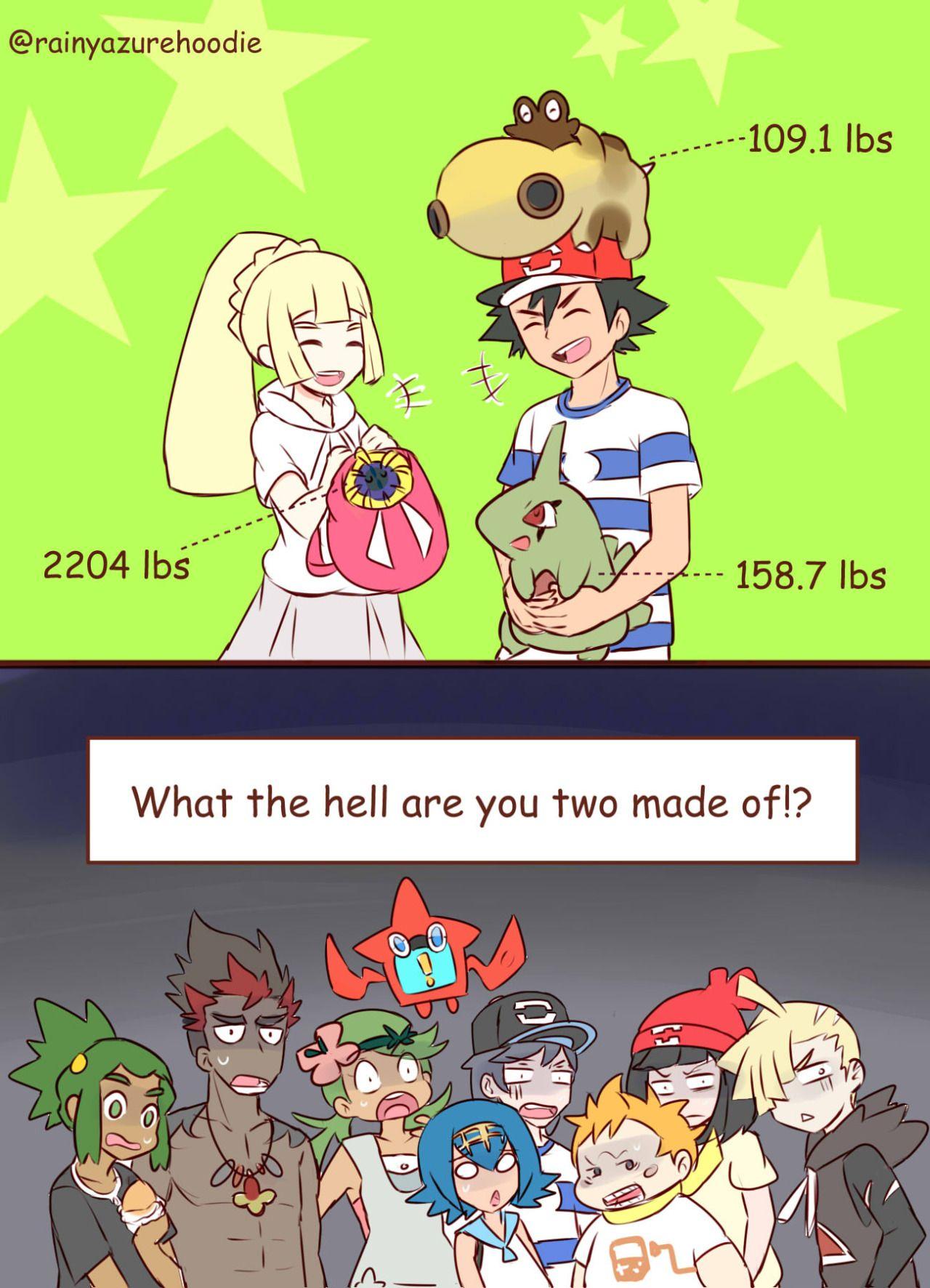strength pokèmon pokemon pokemon