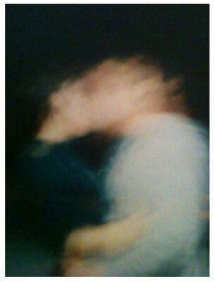 Kiss the blur one