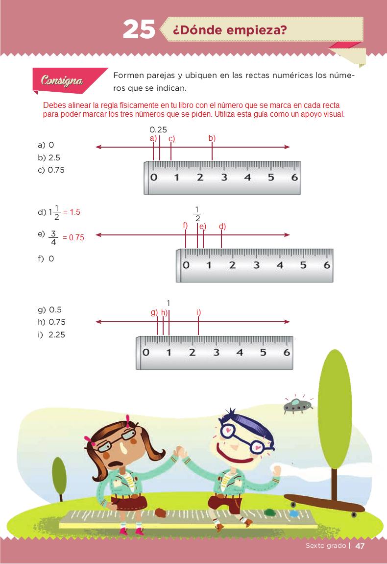 Ayuda para tu tarea de Sexto grado Desafíos matemáticos Bloque II ...