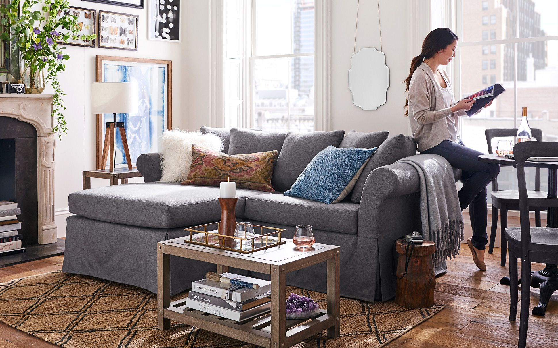 Pb apartment home sweet home sweepstakes pottery barn pinterest
