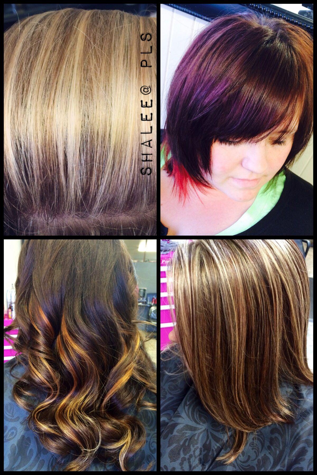 Haircolor Ideas 2014 Blonde Red Brunette Highlight Lowlight