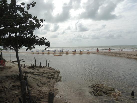 Praia da Barra do Gramame      Conde, Paraíba, Brasil