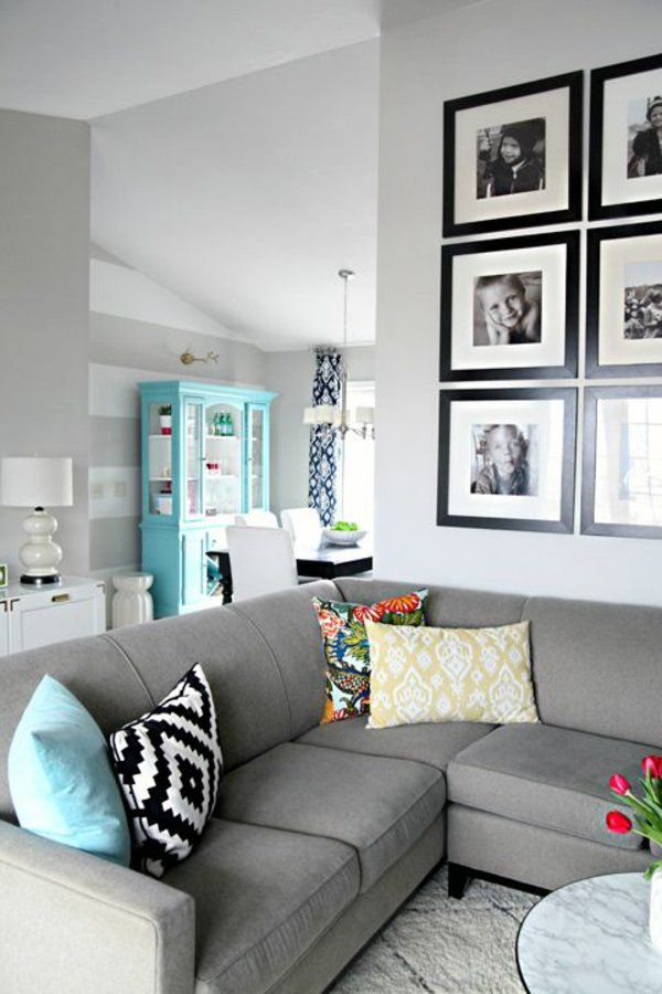 wandgestaltung wohnzimmer 20 kreative wanddeko ideen haus wohnzimmer wandgestaltung. Black Bedroom Furniture Sets. Home Design Ideas