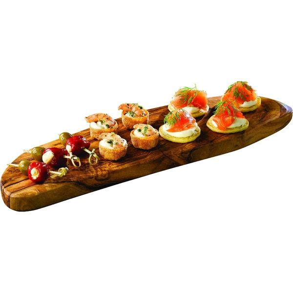 Unique Olive Wood Serving Boards Brilliant For Serving Canapes And