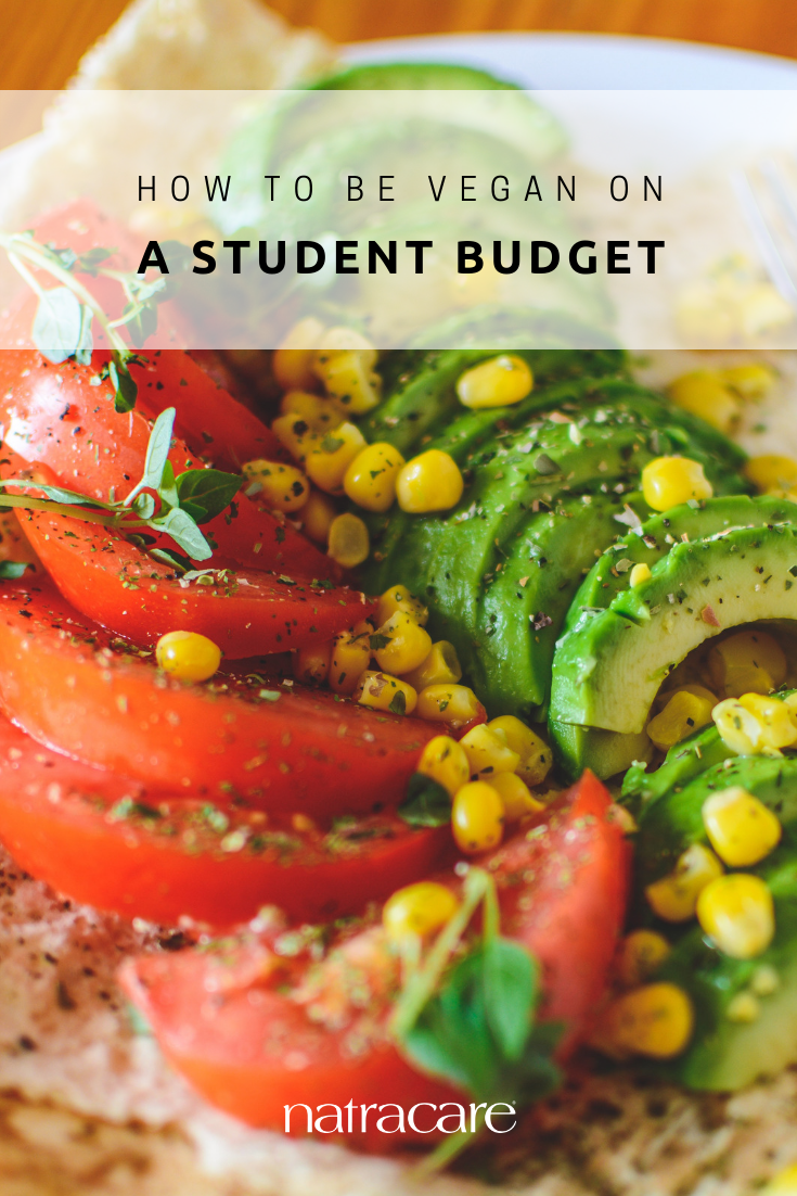 How To Be Vegan On A College Student Budget Food Food Food