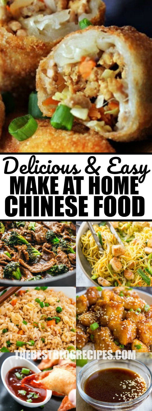 Delicious easy make at home chinese food food d pinterest delicious easy make at home chinese food forumfinder Images