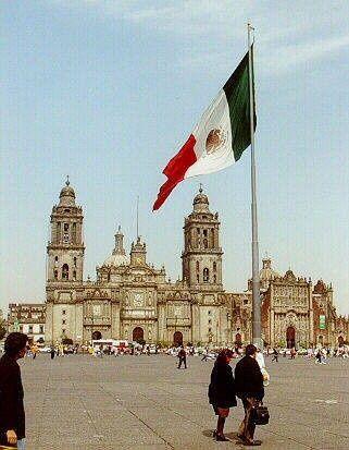 Catedral Mexico Df Viajes En Mexico Mexico Lindo Paisaje Mexico