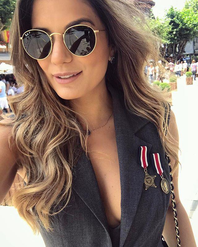 sunglasses 2019 women's trend ray ban