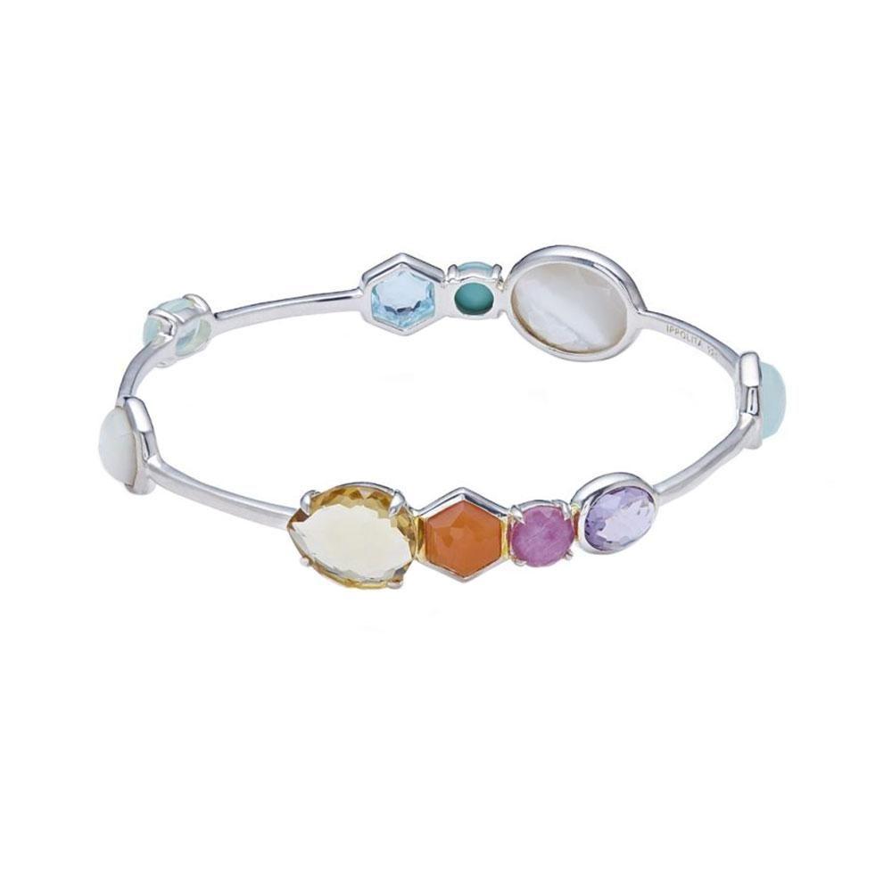c256b1661 Rock Candy Gelato Bangle Topaz Gemstone, Amethyst, Gelato, Bangles,  Bracelets, Rock