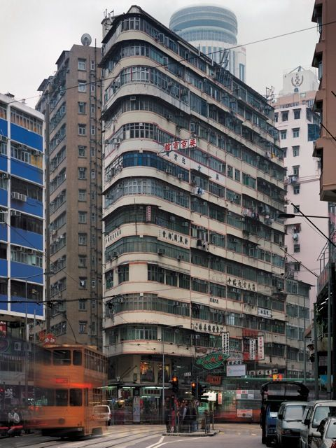 Photo: Michael Wolf's Hong Kong Cornerhouses