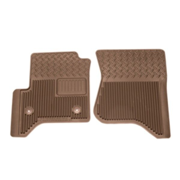 2016 #Silverado 1500 Front Floor Mats, Vinyl Replacements