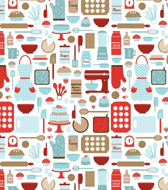 Today I Feel Like Baking; By Emily Dumas