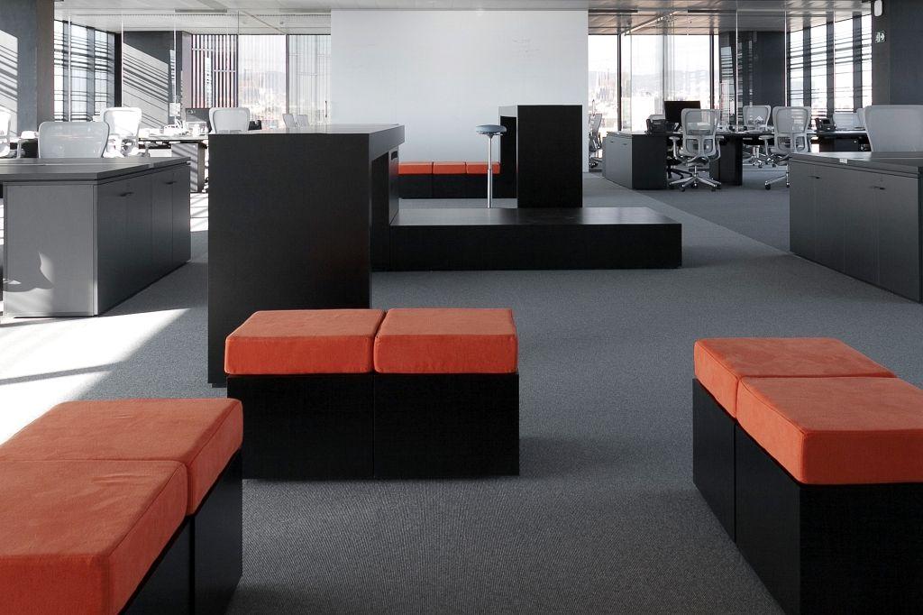 Arquitectura corporativa y sede central para ANV