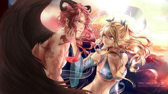 Natsu E N D and Lucy Aquarius | Fairy Tail anime | Fairy tail, Fairy