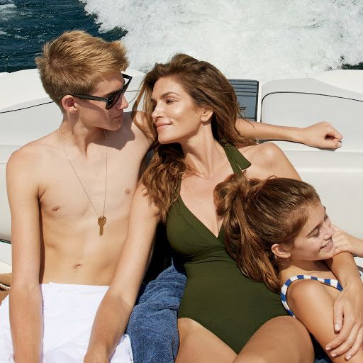 Cindy Crawford and Kaia Gerber in Vogue Magazine?