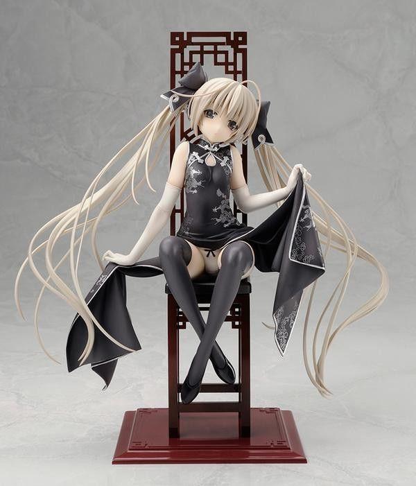 Yosuga No Sora Kasugano Sora 1 7 Black China Dress Ver Miyazawa Limited Edition Alter Sora Kasugano Figurine