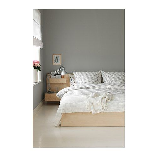 I think this bed, with the headboard, will be our bed. Upgrade from a double to a king or possibly even a super king!
