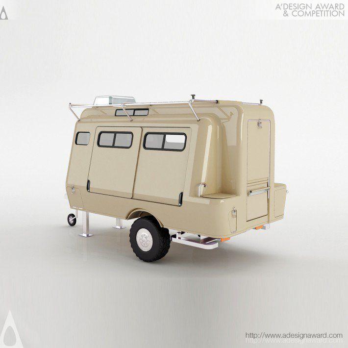 elovan-by-hakan-gürsu-1 | caravana | Pinterest | Autocaravana y Caravana