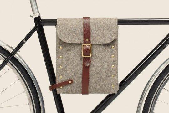 felt bike bag