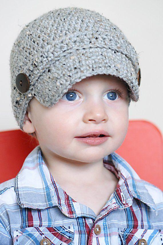 Classic Newsboy Pattern | Patterns, Free pattern and Crochet