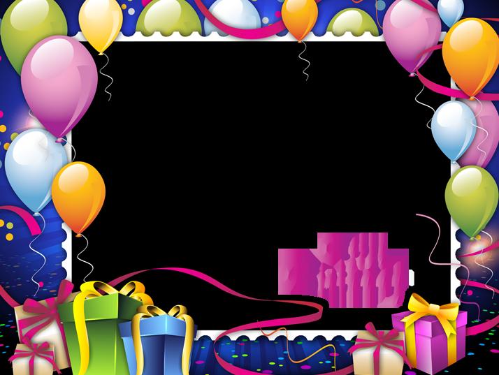 Birthday Frame 3
