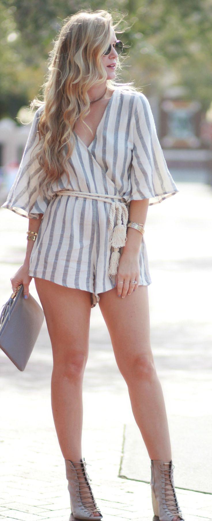 Striped Summer Romer | Fashion Trends + Tips | Fashion