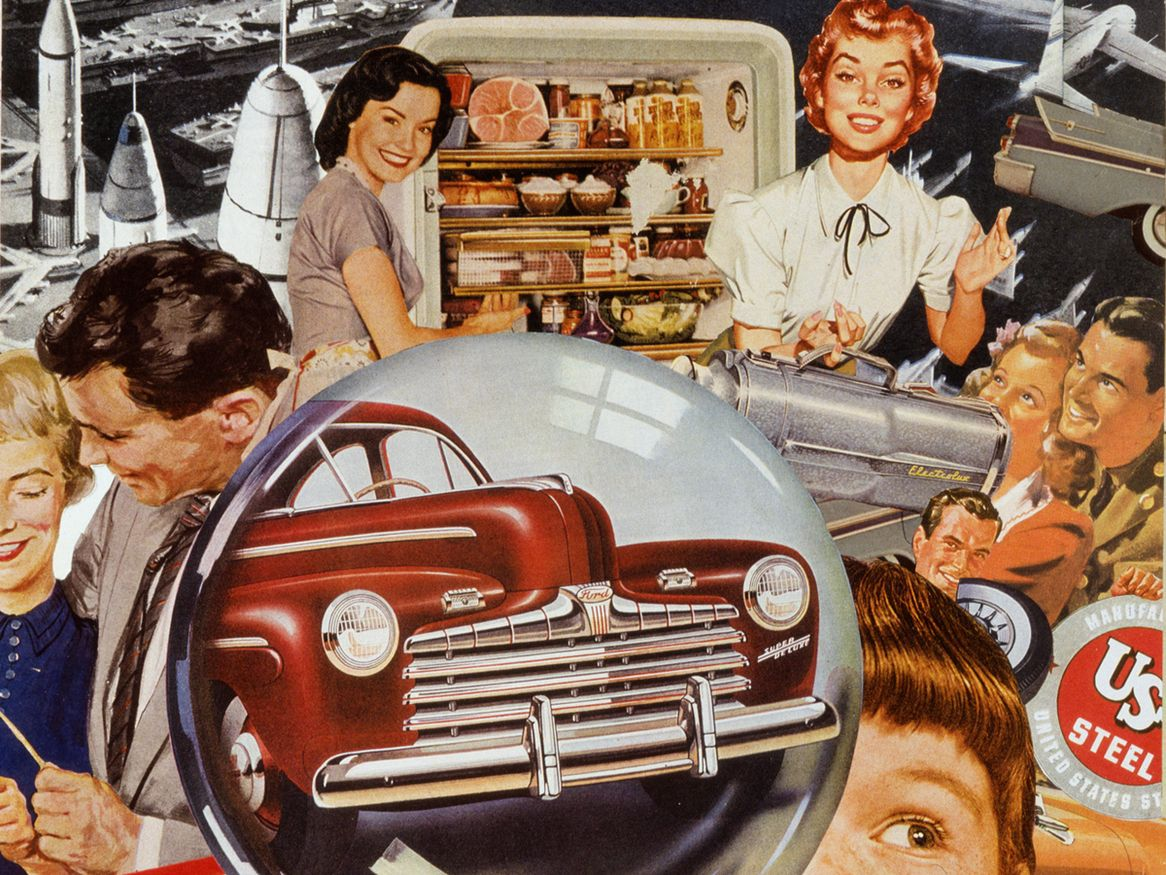 sally edelstein consumer culture collage th s sally edelstein consumer culture collage