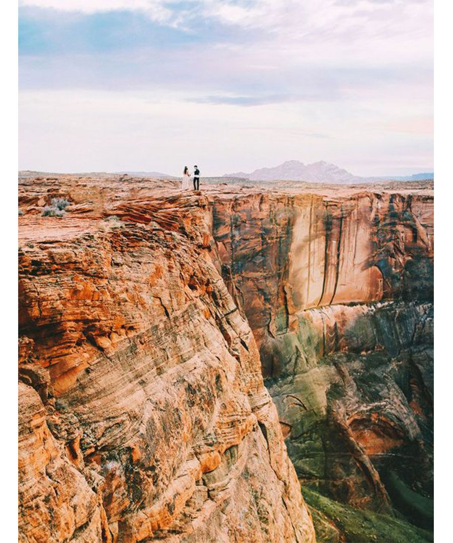 The Best Desert Wedding Locations In US